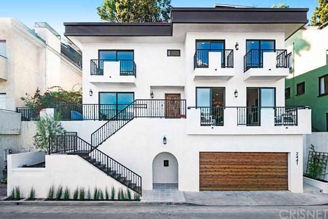 2441 Claremont Avenue, Los Angeles (City), CA 90027 (#SR19038552) :: RE/MAX Masters