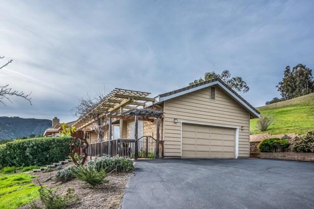 38 Encina Drive, Carmel Valley, CA 93924 (#ML81739614) :: McLain Properties