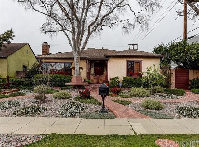 313 W Elm Avenue, Burbank, CA 91506 (#SR19038919) :: The Brad Korb Real Estate Group