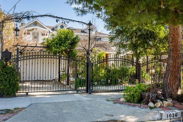 1036 N Maple Street, Burbank, CA 91505 (#SR19035579) :: The Brad Korb Real Estate Group
