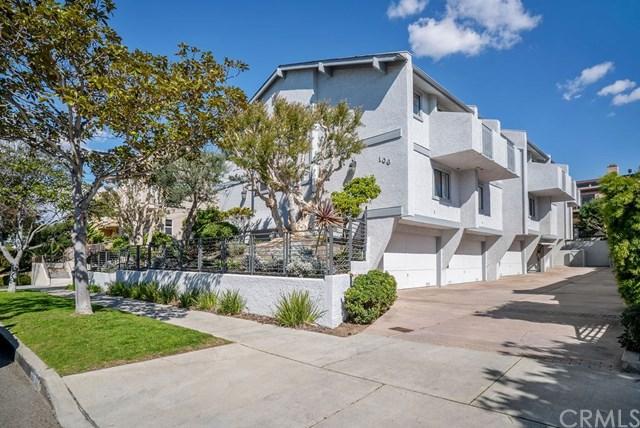 106 S Lucia Avenue #4, Redondo Beach, CA 90277 (#SB19036761) :: Millman Team