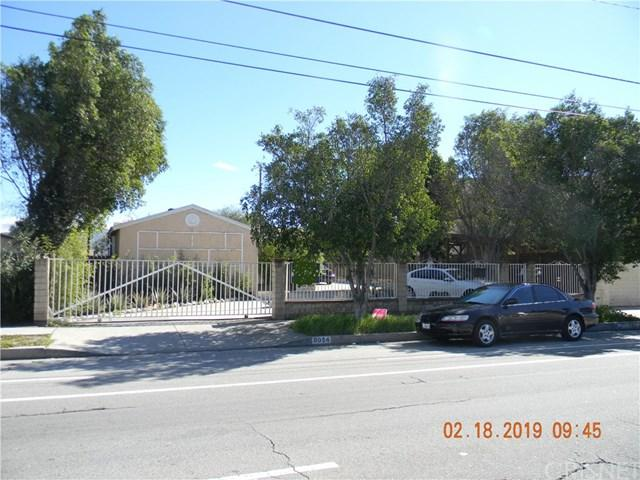8054 Laurel Canyon Boulevard, North Hollywood, CA 91605 (#SR19038209) :: The Brad Korb Real Estate Group