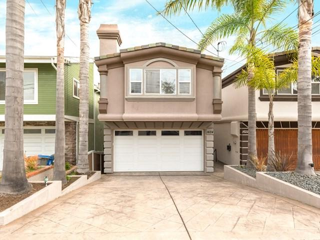1624 Wollacott Street, Redondo Beach, CA 90278 (#PV19039435) :: Millman Team