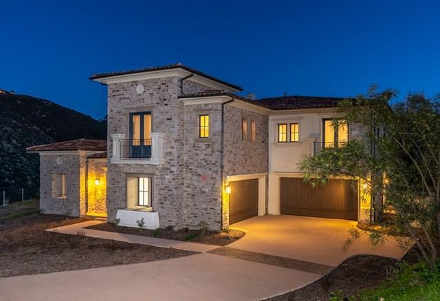 18021 Cerro Del Sol, Rancho Santa Fe, CA 92067 (#190009811) :: McLain Properties