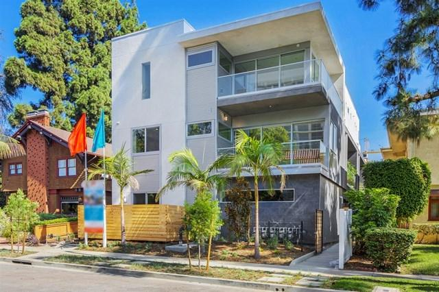 3531 3rd Ave. A, San Diego, CA 92103 (#190009882) :: OnQu Realty