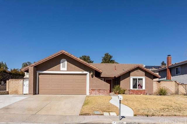 14819 Begonias Lane, Canyon Country, CA 91387 (#SR19039503) :: The Brad Korb Real Estate Group