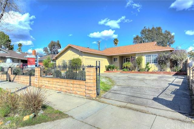 12178 Buckeye Avenue, Sylmar, CA 91342 (#SR19040168) :: The Brad Korb Real Estate Group