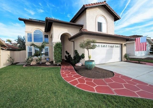 2108 Wedgewood, Oceanside, CA 92056 (#190009904) :: McLain Properties