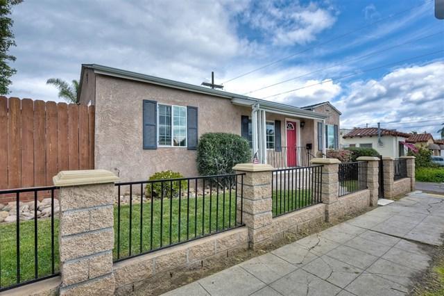 2820 Meade, San Diego, CA 92116 (#190010048) :: OnQu Realty