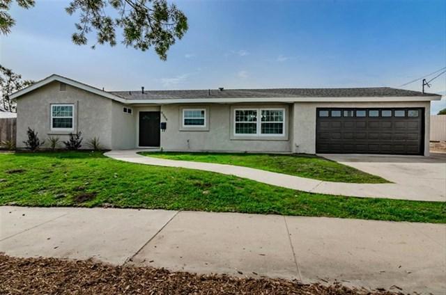9356 Oakbourne Rd, Santee, CA 92071 (#190010051) :: OnQu Realty