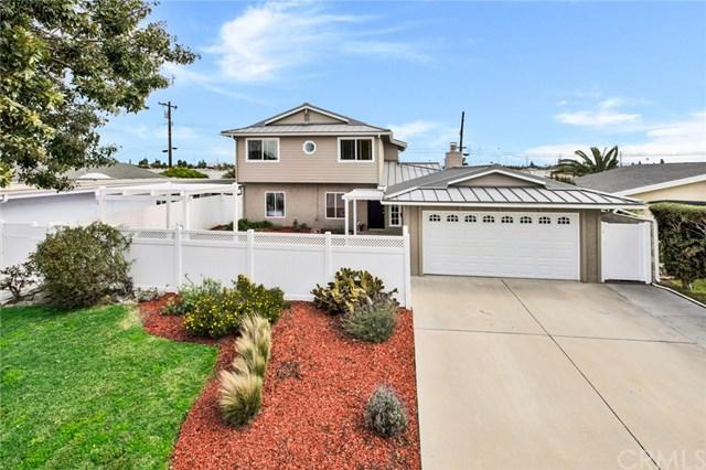 19142 Stingray Lane, Huntington Beach, CA 92646 (#PW19040656) :: The Danae Aballi Team