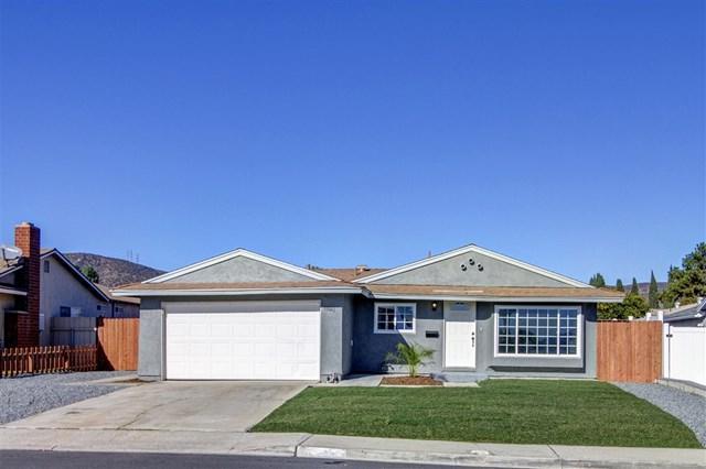 10042 El Nopal, Santee, CA 92071 (#190010136) :: OnQu Realty