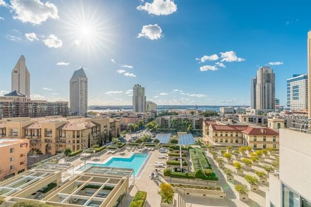 700 Front Street #701, San Diego, CA 92101 (#190010142) :: OnQu Realty