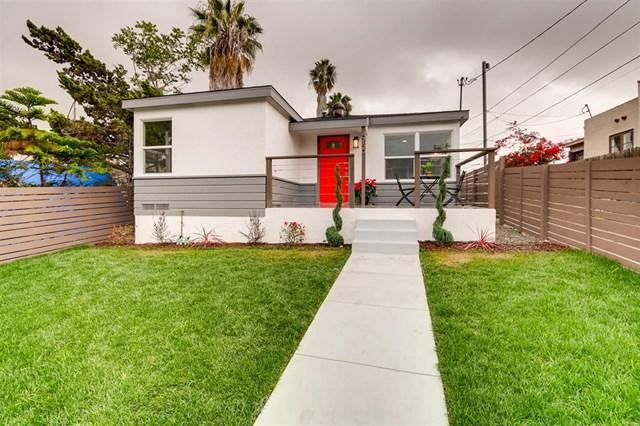 4750 E Mountain View Dr, San Diego, CA 92116 (#190010172) :: OnQu Realty