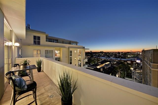 3812 Park Blvd #601, San Diego, CA 92103 (#190010198) :: OnQu Realty
