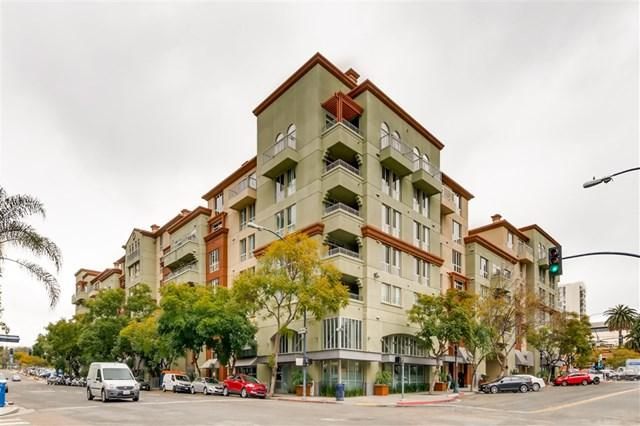 1501 Front St #316, San Diego, CA 92101 (#190010274) :: The Najar Group