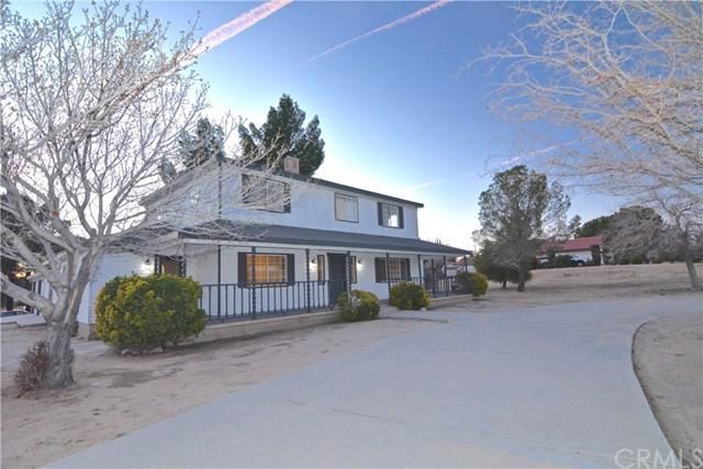 14610 Apple Valley Road, Apple Valley, CA 92307 (#EV19041750) :: The Miller Group