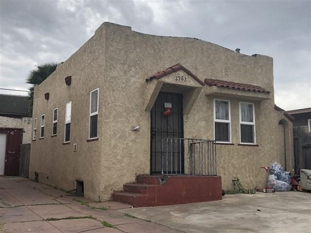 2983 Webster Ave, San Diego, CA 92113 (#190010450) :: Jacobo Realty Group