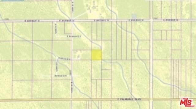 0 Vac/Vic Avenue Q/132Nd S, Sun Village, CA 93543 (#19437844) :: Keller Williams Temecula / Riverside / Norco