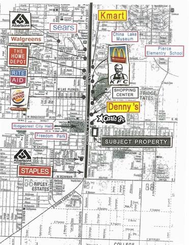 130 E Church, Ridgecrest, CA 93555 (#SR19043899) :: RE/MAX Parkside Real Estate