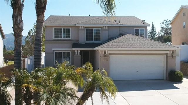 13149 Morning Glory Dr, Lakeside, CA 92040 (#190011368) :: The Najar Group