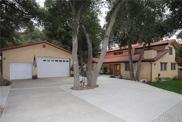 15136 Calle Naranjo, Green Valley, CA 91390 (#SR19046719) :: The Laffins Real Estate Team