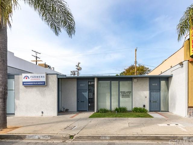 805 S Gaffey Street, San Pedro, CA 90731 (#PV19047462) :: The Costantino Group | Cal American Homes and Realty