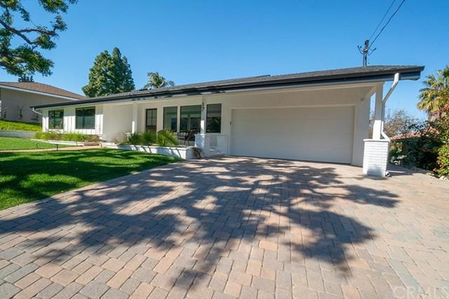 17 Santa Bella Road, Rolling Hills Estates, CA 90274 (#SB19048041) :: Naylor Properties