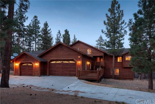 1510 Fallbrook Court, Big Bear, CA 92314 (#PW19048111) :: The Laffins Real Estate Team