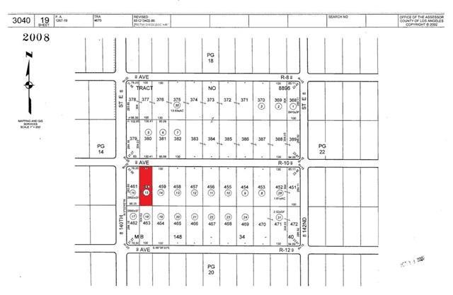 0 Vac/Ave R10/Vic 140th Ste, Sun Village, CA 93543 (#CV19048664) :: Kim Meeker Realty Group