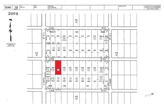 0 Vac/Ave R10/Vic 140th Ste, Sun Village, CA 93543 (#CV19048688) :: Kim Meeker Realty Group
