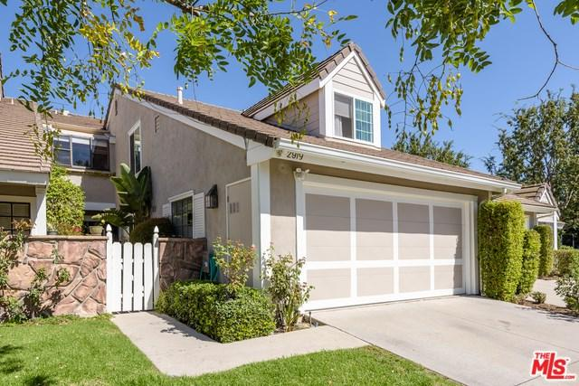 2919 Shadow Brook Lane, Westlake Village, CA 91361 (#19440624) :: The Houston Team | Compass