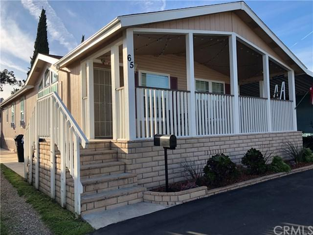 9080 Bloomfield Ave #65, Cypress, CA 90630 (#PW19050426) :: Fred Sed Group