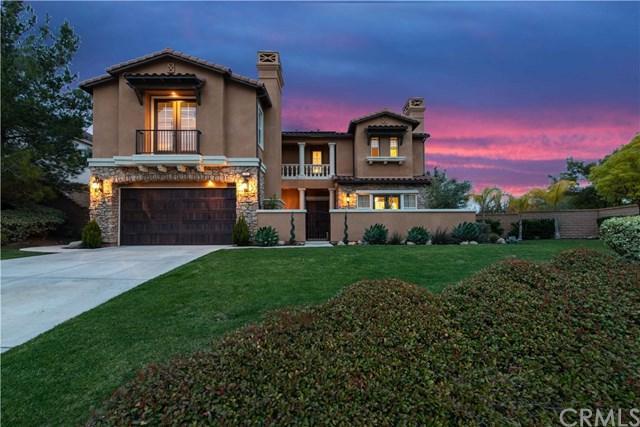 21910 Thimbleberry Court, Corona, CA 92883 (#SW19050596) :: California Realty Experts