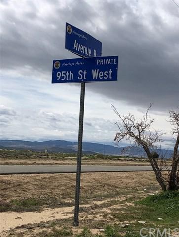 95 Vac/Cor Avenue A14/Modale 92W, Antelope Acres, CA 93536 (#PV19045318) :: Kim Meeker Realty Group