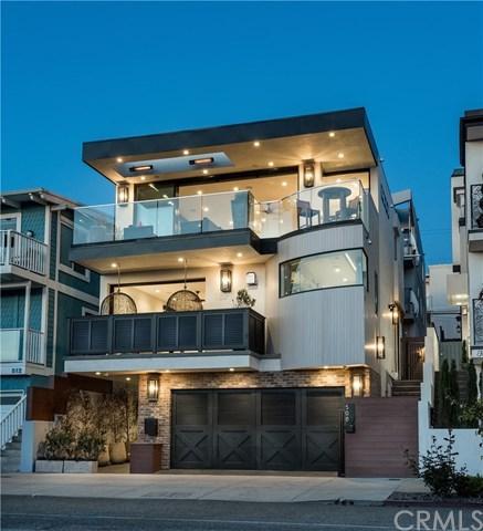 508 Manhattan Avenue, Manhattan Beach, CA 90266 (#SB19053261) :: Millman Team