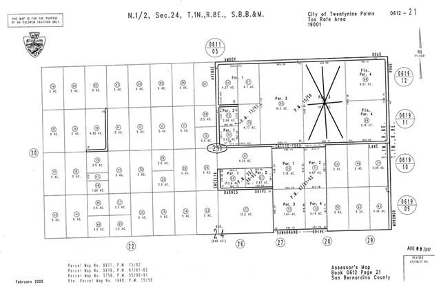 0 Chiverton Drive, 29 Palms, CA  (#CV19053392) :: Sperry Residential Group