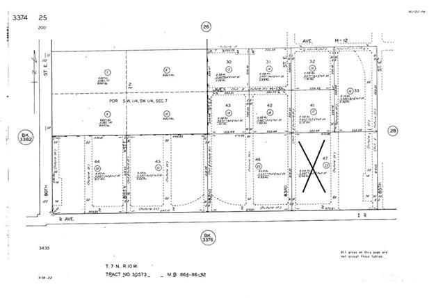 0 E Ave I Street E, Roosevelt, CA 93532 (#CV19053414) :: Millman Team