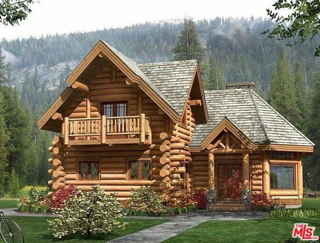 2379 Spring Oak Drive, Running Springs Area, CA 92382 (#19442330) :: The Laffins Real Estate Team