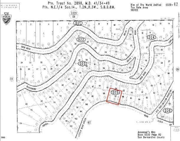0 Little Bear Creek Road, Cedar Glen, CA 92321 (#EV19053740) :: Go Gabby