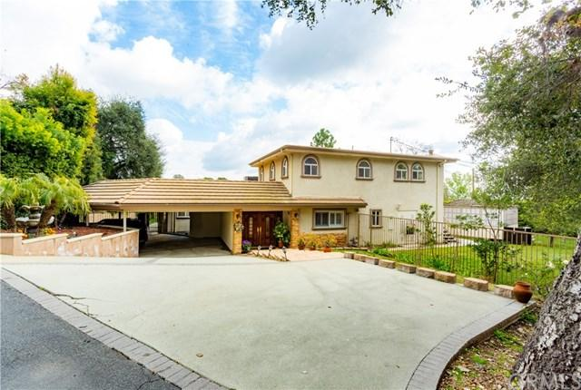 2100 Via Venado Street, La Canada Flintridge, CA 91011 (#BB19053413) :: Fred Sed Group