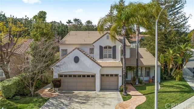 7231 Knollwood Court, West Hills, CA 91307 (#SR19053895) :: RE/MAX Empire Properties
