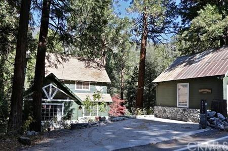 40934 Valley Of The Falls Drive, Forest Falls, CA 92339 (#EV19054023) :: Millman Team
