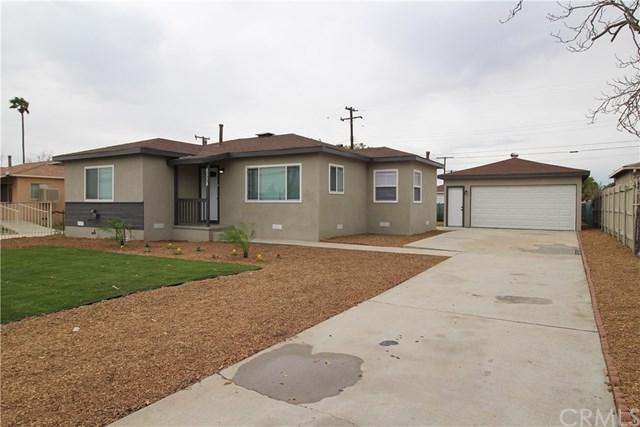 8338 Maple Avenue, Fontana, CA 92335 (#CV19054235) :: Mainstreet Realtors®