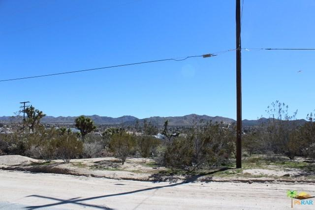 0 Sunland Drive, Yucca Valley, CA 92284 (#19443002PS) :: The Darryl and JJ Jones Team