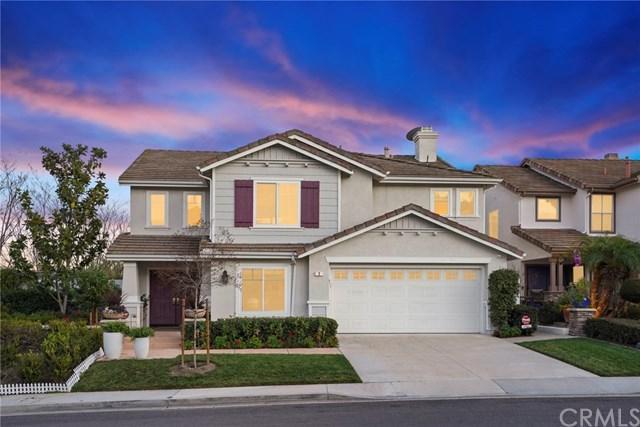 2 Tumbleweed Street, Trabuco Canyon, CA 92679 (#OC19017407) :: Berkshire Hathaway Home Services California Properties