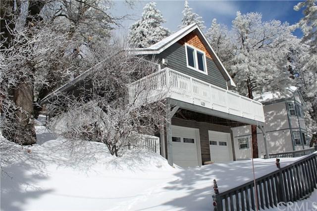 31916 Pine Cone Drive, Running Springs Area, CA 92382 (#IV19055252) :: Millman Team