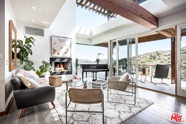 20529 Medley Lane, Topanga, CA 90290 (#19443234) :: The Laffins Real Estate Team
