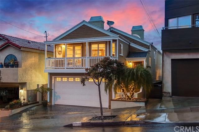 521 13th Street, Manhattan Beach, CA 90266 (#PW19054857) :: Millman Team