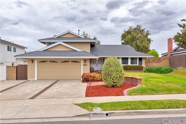25152 Las Bolsas, Laguna Hills, CA 92653 (#OC19055908) :: Fred Sed Group